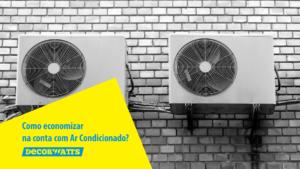 economizar energia com ar-condicionado